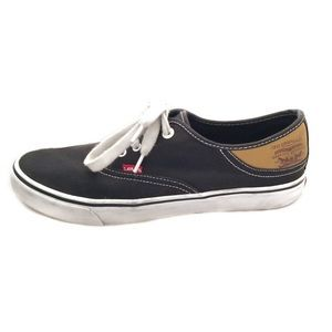 Levi's   Comfort Casual Canvas Sneakers